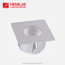 Mini led cabinet downlight for shop 1W