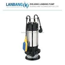 Agriculture Irrigation Submersible Pumps Cutter Submersible Pump Sewage Cutting Submersible Water Pump