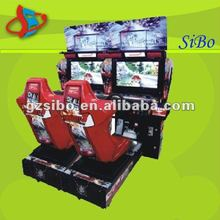coin acceptor arcade game machine,adult racing games,park raing cars