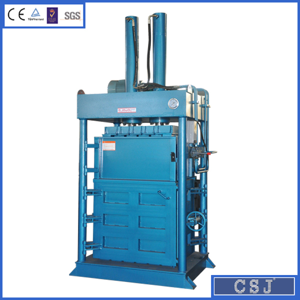 Wholesales hydraulic waste recycling baler new technology used baler for cardboard