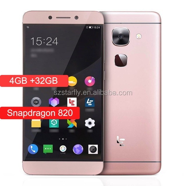 Original LeTV LeEco Le Max 2 X820 Android 6.0 4G LTE Smartphone 64-Bit for Qualcomm Snapdragon 820 4GB/32G android mobile phone