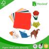 105*105mm 70-80gsm multi colors handwork origami paper