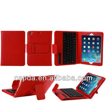 Aluminium bluetooth keyboard case for ipad mini 2