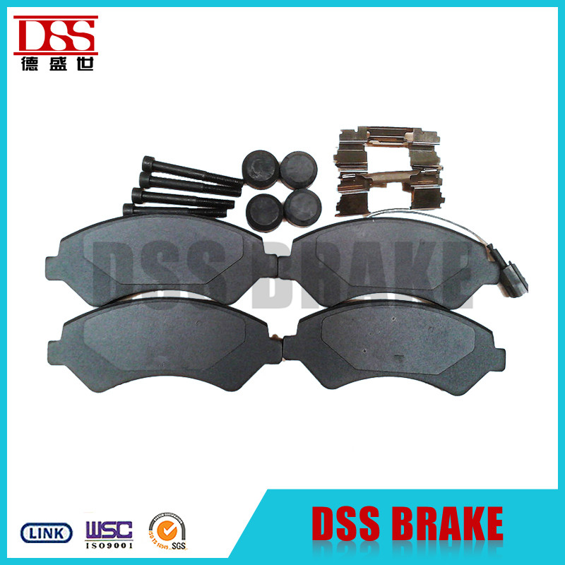 Car Brake Pad for Peugeot Citroen Fiat