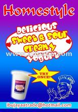 Homestyle Sweet & Sour Creamy Yogurt