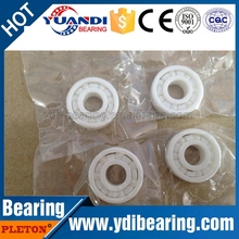 Car and motorcycle bearing ZrO2 Si3N4 608z ceramic bearing