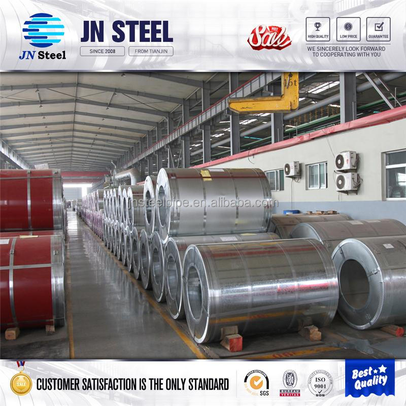 ASTM A53 GR.B ppgi steel coil from china shandong manufacturer factory