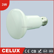 3W aluminium plastic led reflector bulb R39 R50 R63 R80 reflector led , E14 base reflector led R39,factory price led bulb well