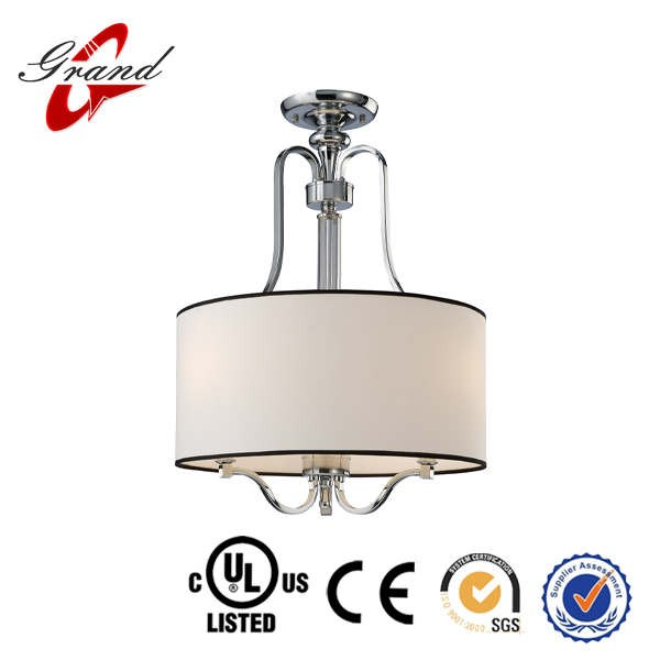 Contemporary clean and always in style beautiful pendant light