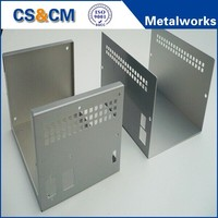High Quality metalworking OEM custom computer case