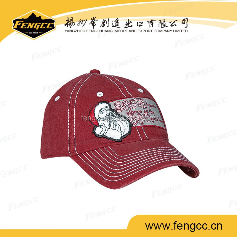 High quality custom embroidered 100% cotton 6 panel cute minion Baseball Cap