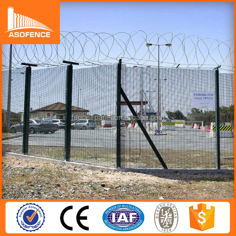 Anping ASO Factory High Security Securemax Barrier Fence