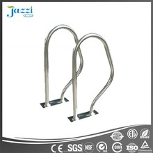Jazzi Removable 304 316 stainless steel swimming pool handrail for stair 010803
