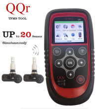 Universal Digital Vehicle Korean And Japanese Auto Tire Pressure Programming Monitoring System Car Diagnostic Scanner Tool TPMS