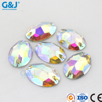 guojie brand latest fashion creative design DK model very beautiful different size resin stone