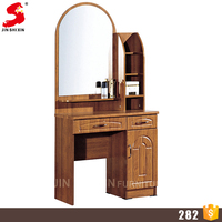 Bedroom furniture simple design modern wooden dressing table designs