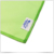 double side velvet microfiber cleaning cloth screen cloth