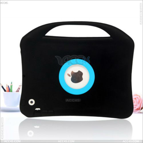 high quality silicone case for ipad mini 2, color silicone case for ipad mini P-IPADMINISC010
