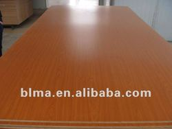 Good price melamine MDF with high quality to make furnitures