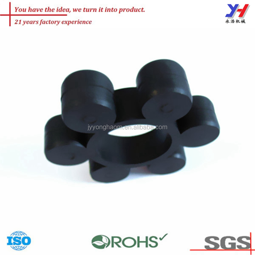OEM Custom Industrial equipment protective pads coupler cushioning pads