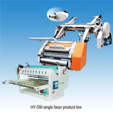 Single Face Corrugated Paper Making Machine/Single Facer