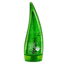 Antioxidants moisturizing face and body natural soothing aloe vera gel