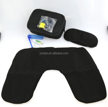 Zipper bag include toothbrush high quality travel kit/travel set