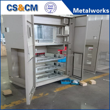Custom Electronic Control Enclosures Switchboard Distribution Cabinet