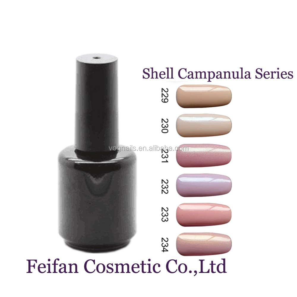 2017 Feifan OEM Brand Wholesale UV Gel Nail Polish With Free Samples