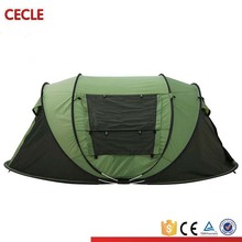 High Quailty Outdoor Large Customized Luxury Family Camping Tent