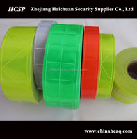 High Visibility Reflective PVC Tape