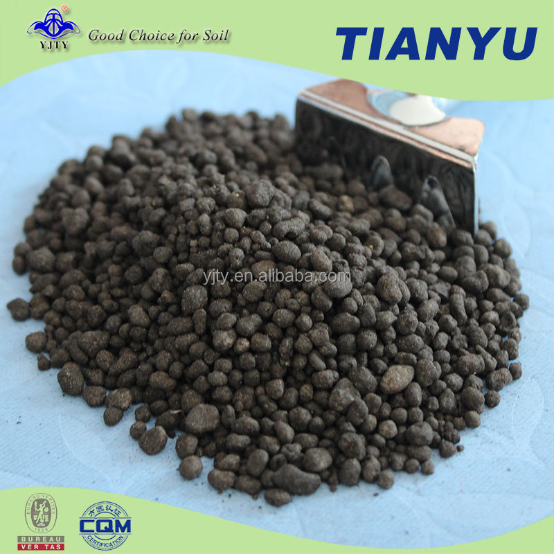 Deep Irrigation Water Soluble Organic Fertilizer Humic Fulvic Acid Liquid