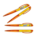 Liquid Oil pen with LOGO floater full color printing 2D floater liquid pens fashion promotion gifts