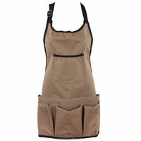 Oxford Fabric Cloth Thickening Waterproof Wear-resistant Multifunction Garden Tools Aprons