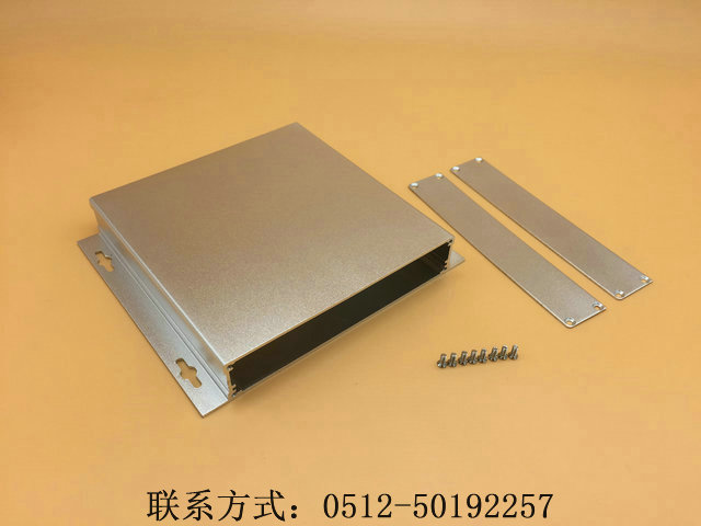 6025 / 45*120*130mm aluminum case junction box lightning protect housing metal controller enclosure