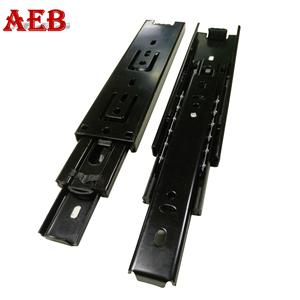 45 mm width multi section folding table slide runner for drawer slide