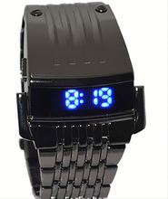 led mens watches Iron Robot LED watches