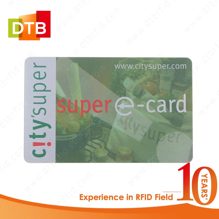 NFC Card For Membership Management