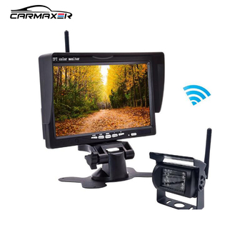 2.4g wireless transmitter receiver camera