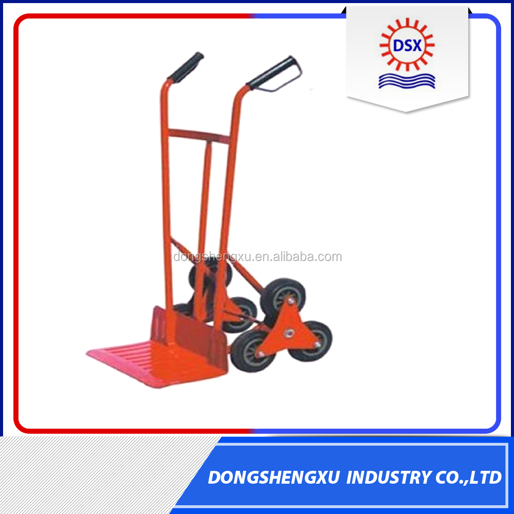 China Supplier Stainless Steel Hand Trolly Cart