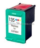 Whloesale Compatible Ink Cartridge C8766H(135)For HP Deskjet 460 series/5740 series