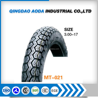 Made in China motorcycle tyre 2.75-17 2.75-18