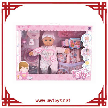 Wholesale cute girl doll