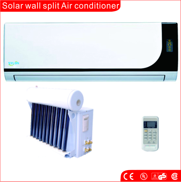 9000-36000BTU Hitachi Compressor Wall Mounted Hybrid Solar Air Conditioner