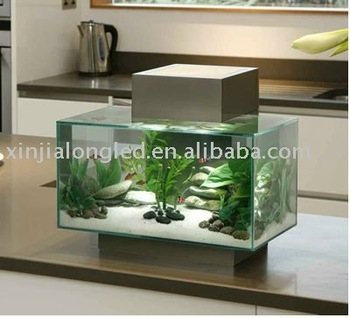 91423 clear small acrylic fish tank or acrylic aquarium for 6 gallon