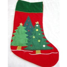 high quality Popular Christmas stockings with christmas tree