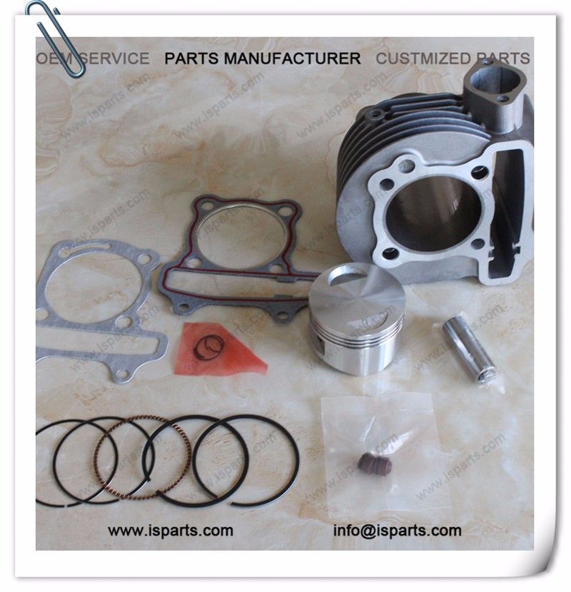 high performance GY6 150cc cylinder body piston rings set