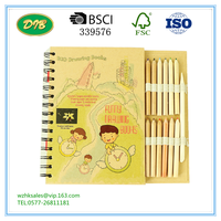 Fashionable toy for kids new hot product mini colored pencil spiral art set -HKS5926