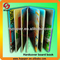 Hardcover children book / Children board paperboard printing