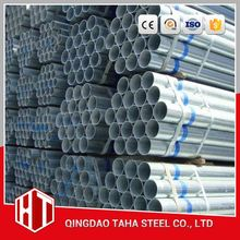 uae construction material stk 400 stk 500 round galvanized steel pipe